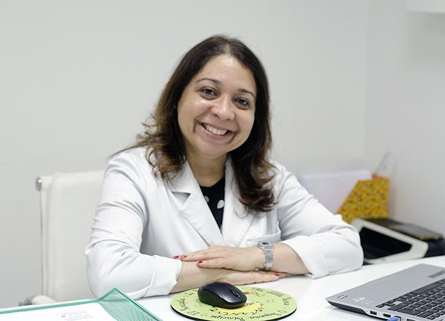 Dra. Adriana Mesquita - Pneumologia Pediátrica, Alergia e Imunologia